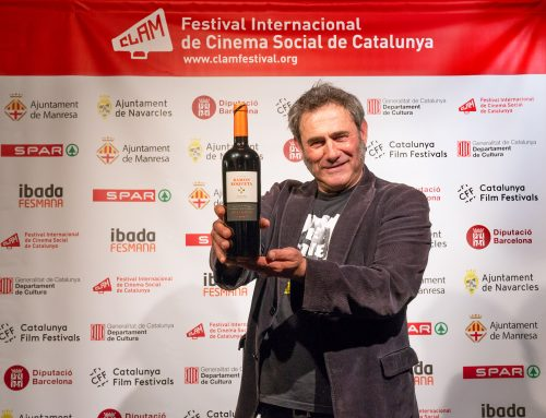 Ramon Roqueta supports CLAM: Catalan International Social Film Festival