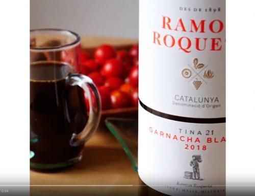 #roquetamaridatgeperfect with Ramon Roqueta Garnatxa Blanca