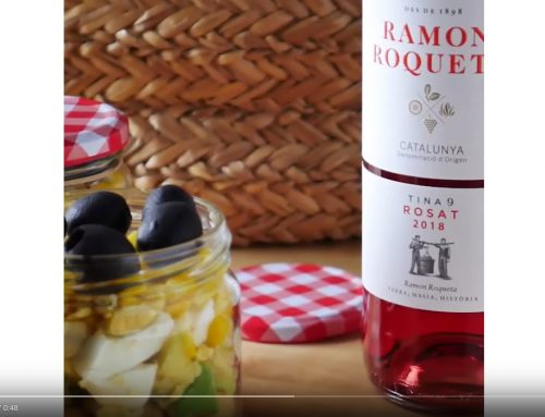 #roquetamaridatgeperfect with Ramon Roqueta Rosat