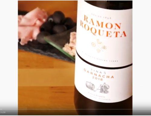 #roquetamaridajeperfecto con Ramon Roqueta Cabernet Sauvignon y Ramon Roqueta Garnacha tinta