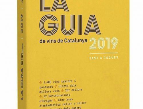 Ramon Roqueta Garnatxa 2018 y Ramon Roqueta Insignia 2016, entre los mejores vinos del 2020 según la Guia de Vins de Catalunya